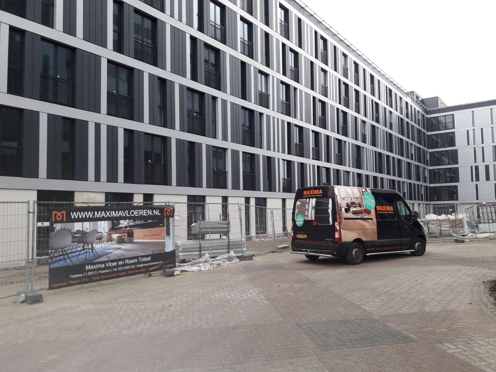 Maxima Vloeren Haarlem : Corendon the village projectstoffering